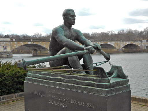 John B. Kelly (The Rower)